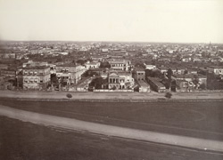 General view of Calcutta [from the top of the Ochterlony Monument]